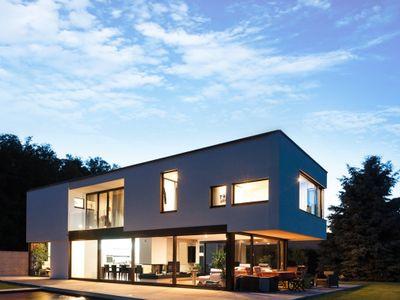 exklusive h user massivbauweise fertighausbauweise und. Black Bedroom Furniture Sets. Home Design Ideas